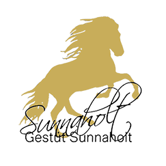 GESTÜT SUNNAHOLT| Lehrgang | Zucht | Verkauf Logo
